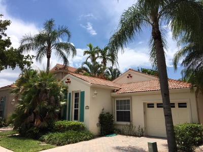 Palm Beach Gardens Single Family Home For Sale: 24 Via Aurelia