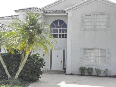 Boca Raton Single Family Home For Sale: 18840 Mariner Inlet Drive