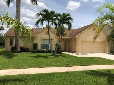Boca Raton Single Family Home For Sale: 12107 Rockwell Way