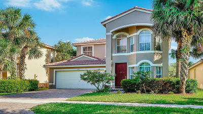 Lake Worth Single Family Home For Sale: 6767 Jacques Way