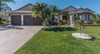 Vero Beach Single Family Home For Sale: 1277 Scarlet Oak Circle