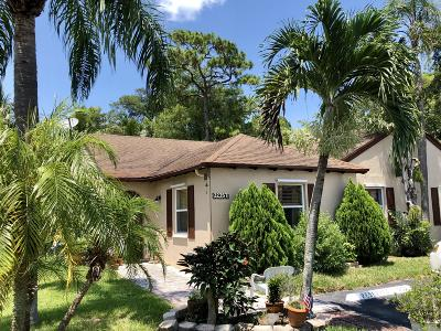 Boca Raton Single Family Home For Sale: 22357 SW 57th Circle