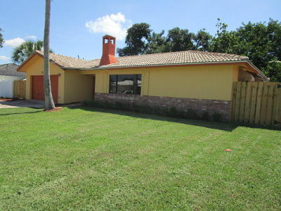 Boca Raton Single Family Home For Sale: 98 SW 11th Court