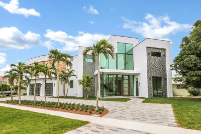 Boca Raton Single Family Home For Sale: 770 NE 35th Street