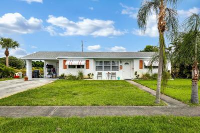 Lake Park Single Family Home For Sale: 751 W Jasmine Drive