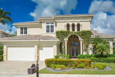 Delray Beach Single Family Home For Sale: 7661 Playa Rienta Way