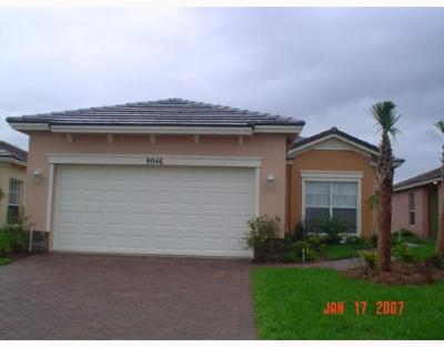 Port Saint Lucie Single Family Home For Sale: 9946 SW Eastbrook Circle