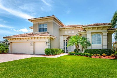 Port Saint Lucie Single Family Home For Sale: 12166 SW Aventino Drive