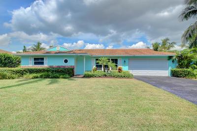 Boynton Beach Single Family Home For Sale: 2623 SW 4th Street