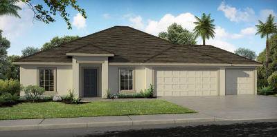 Port Saint Lucie Single Family Home For Sale: 5260 NW Mayfield Lane