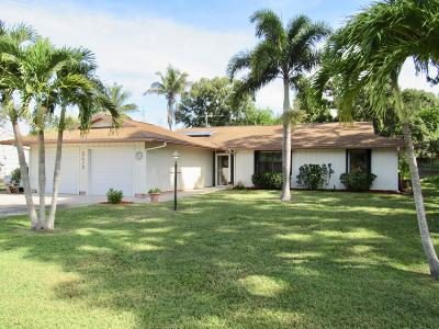 Port Saint Lucie Single Family Home For Sale: 2413 SE Fruit Avenue