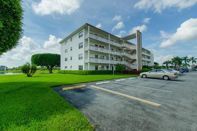 Boca Raton Condo For Sale: 1020 Cornwall #A