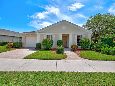 Port Saint Lucie Single Family Home For Sale: 241 SW Lake Forest Way