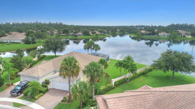 Wellington Single Family Home For Sale: 8279 Eleuthera Lane