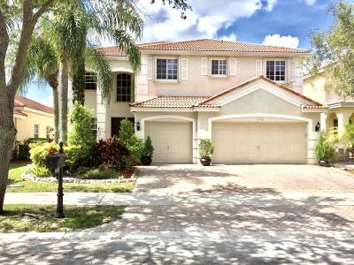 Weston Single Family Home For Sale: 4142 Staghorn Lane