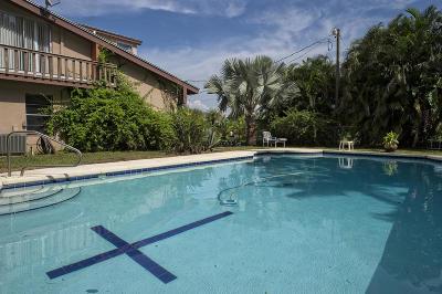 Palm City Single Family Home For Sale: 4500 SW Boatramp Avenue