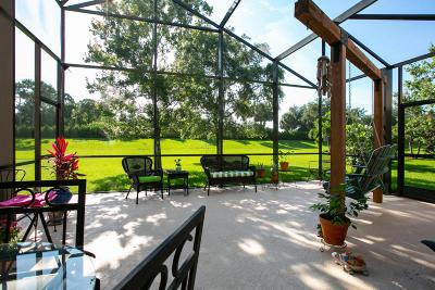 Vero Beach Single Family Home For Sale: 2017 Grey Falcon Circle SW