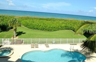 Fort Pierce Condo For Sale: 1550 S Ocean Drive #B10
