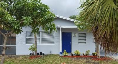Fort Lauderdale Single Family Home For Sale: 1015 NW 24th Avenue