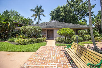 Boca Raton Single Family Home For Sale: 19937 Trevi Way #F-6
