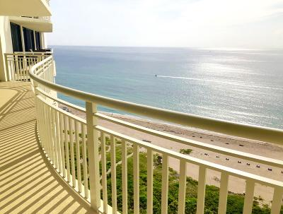Singer Island Rental Contingent: 3000 Ocean Drive #23d
