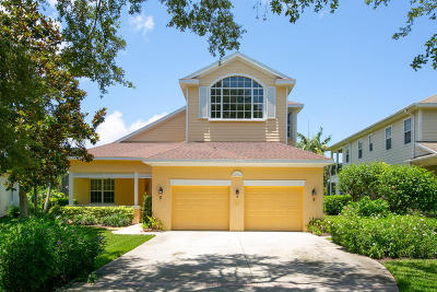 Vero Beach Single Family Home For Sale: 606 Bridgewater Lane SW