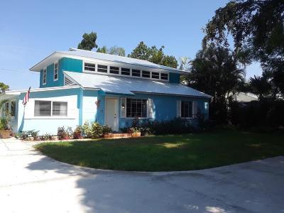 Stuart FL Single Family Home For Sale: $399,000