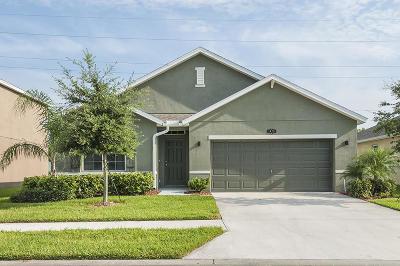 Vero Beach Single Family Home For Sale: 1479 Lexington Square SW