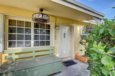 Boynton Beach Single Family Home For Sale: 1102 SW 1st Street