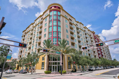 West Palm Beach Rental For Rent: 410 Evernia Street #318