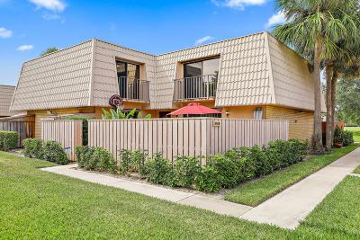 West Palm Beach Townhouse For Sale: 6408 64th Way