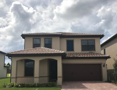 Lake Worth Single Family Home For Sale: 8311 Hanoverian Drive