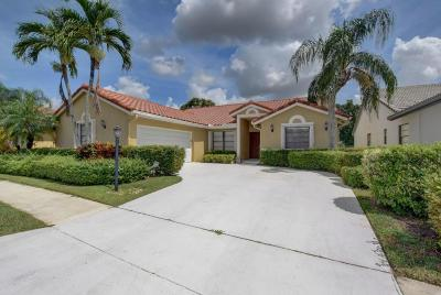 Boca Raton Single Family Home For Sale: 8590 Eagle Run Drive