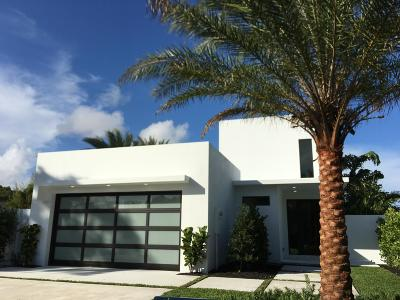 Delray Beach Single Family Home For Sale: 233 NE 9th Street