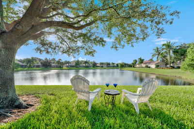 Palm Beach Gardens Single Family Home For Sale: 522 Rhine Road