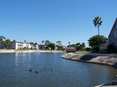 Lake Worth Condo For Sale: 2669 Garden Drive S #205