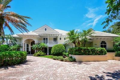 Vero Beach Single Family Home For Sale: 1905 Compass Cove Drive