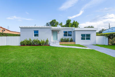 Miami Single Family Home For Sale: 6230 SW 20th Street