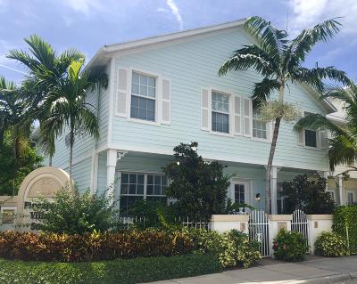 Lake Worth Single Family Home For Sale: 902 S Federal #2