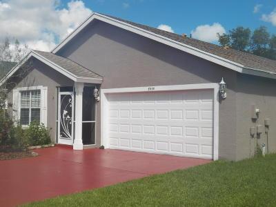 Stuart FL Single Family Home For Sale: $279,900