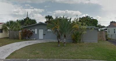 Palm Beach Gardens Single Family Home Contingent: 9304 Bellewood Street
