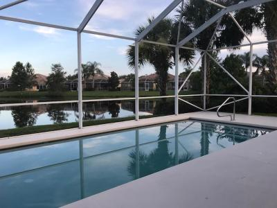 Port Saint Lucie Single Family Home For Sale: 12101 SW Keating Drive