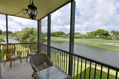 Palm Beach Gardens Condo For Sale: 11811 Avenue Of The Pga #7-2c