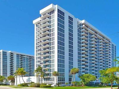 Pompano Beach Condo For Sale: 531 Ocean Boulevard #1001