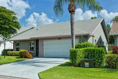 West Palm Beach Single Family Home For Sale: 5260 Tiffany Anne Circle
