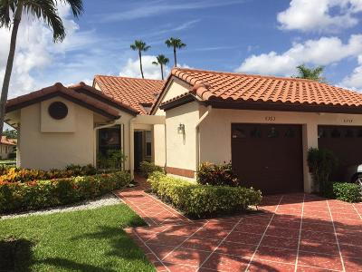 Delray Beach Condo For Sale: 6363 Kings Gate Circle #A