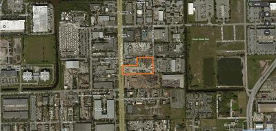 Pompano Beach Residential Lots & Land For Sale: 1660 Powerline Road