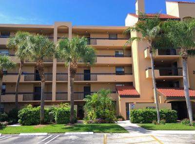Delray Beach Condo For Sale: 955 Dotterel Road #2105