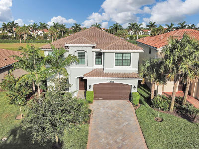 Delray Beach Single Family Home For Sale: 14587 Alabaster Avenue