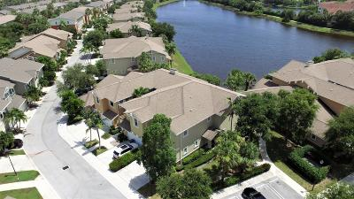 West Palm Beach Townhouse For Sale: 991 Marina Del Ray Lane #4